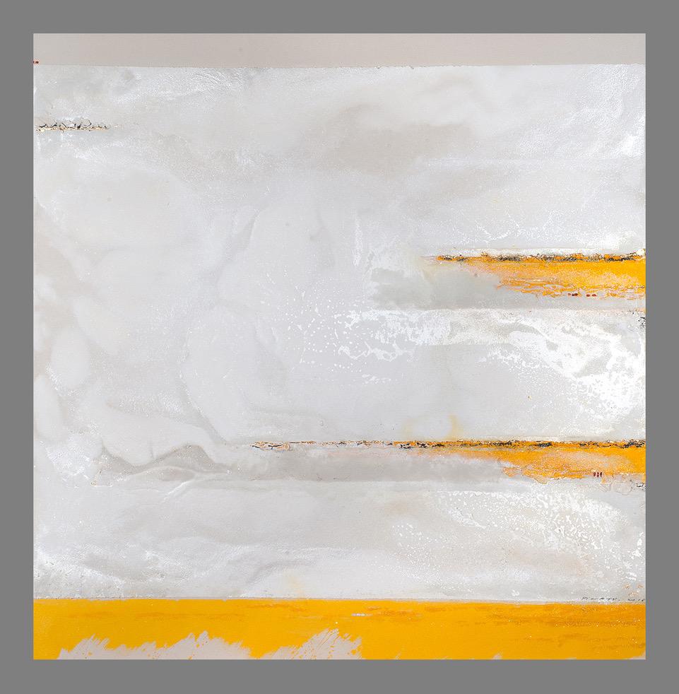 «Route de Soi, joute de joies» - 180 x 180 cm